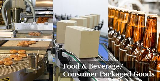 Food & Beverage Manufacturing Industry