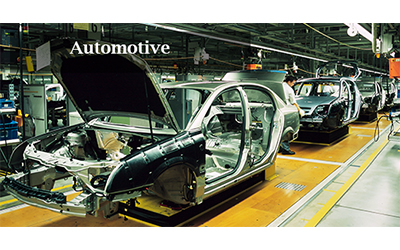 Automotive Manufacturing Industry
